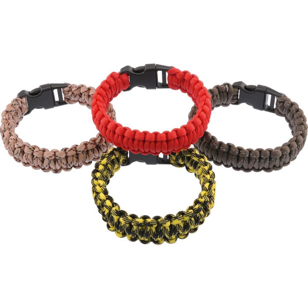 The Hillman Group Paracord Large Bracelet