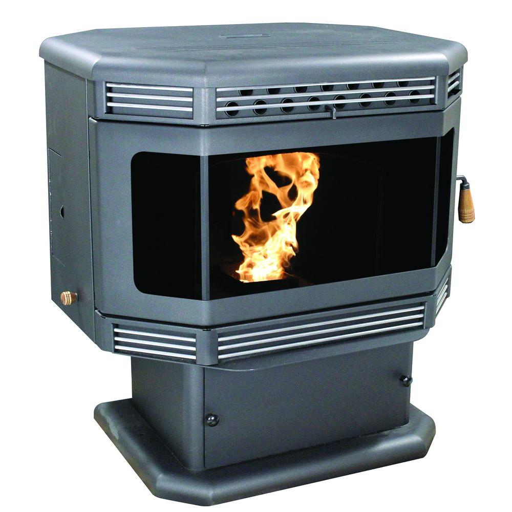 Ashley Hearth Products Ashley Bay Front Pellet Stove