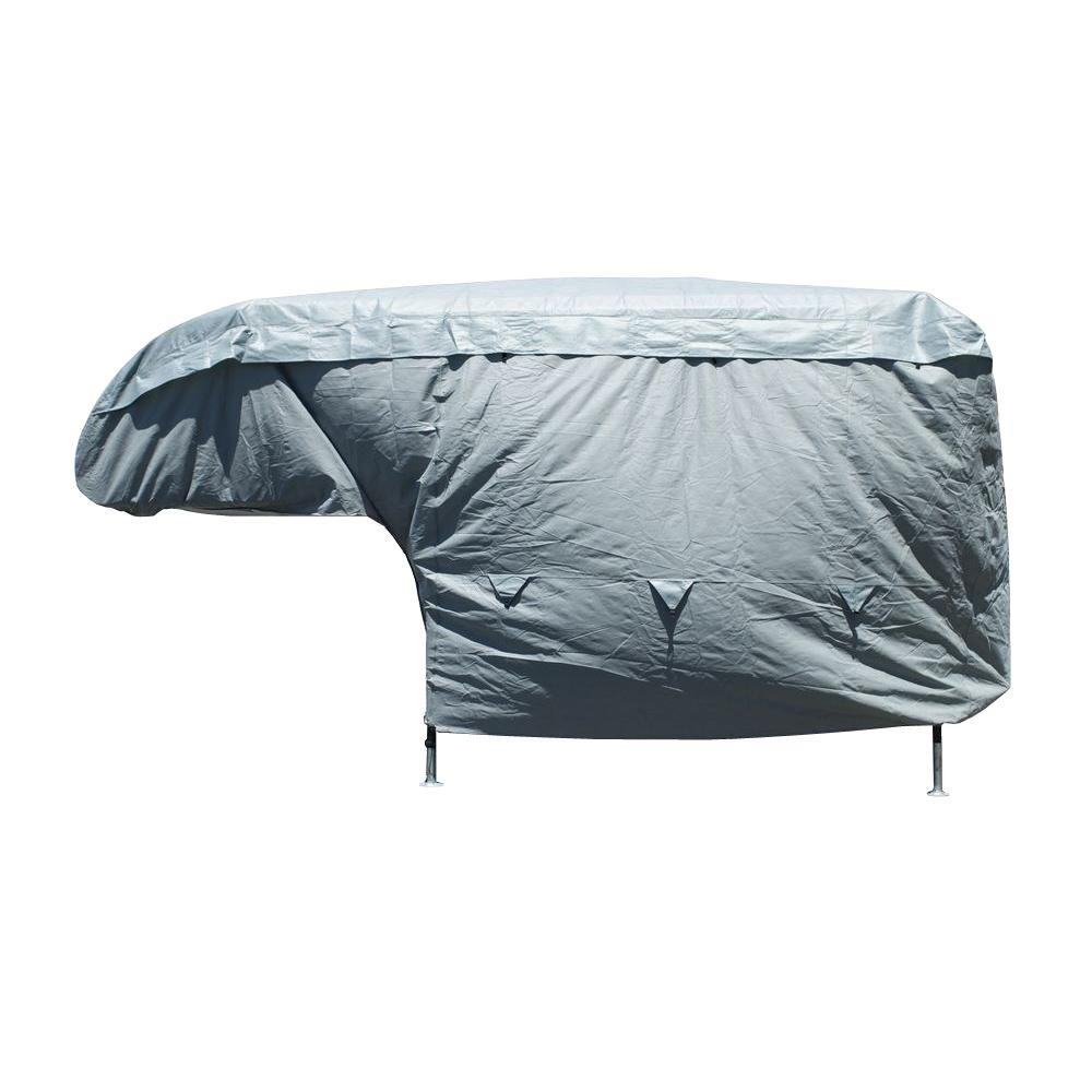 Duck Covers Globetrotter Truck Camper Cover, Fits 8 to 10 ft.