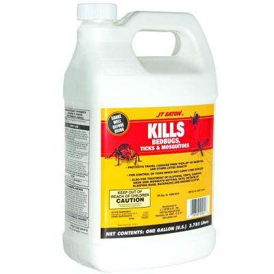 1 gal. Bedbugs Ticks and Mosquito Spray