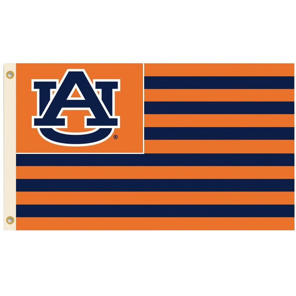 NCAA 3 ft. x 5 ft. Auburn Flag