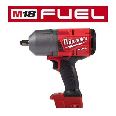 M18 FUEL 18-Volt Lithium-Ion Brushless Cordless 1/2 in. Impact Wrench W/ Friction Ring (Tool-Only)