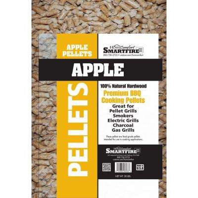 Apple Wood Pellets for use in Pellet Grills