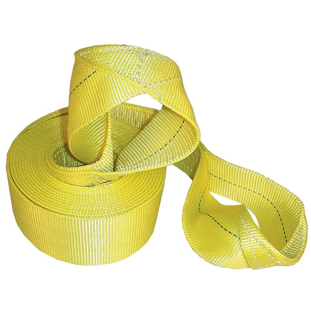 """Keeper 30' x 3"""" x 30,000 lbs. Vehicle Recovery Strap"""