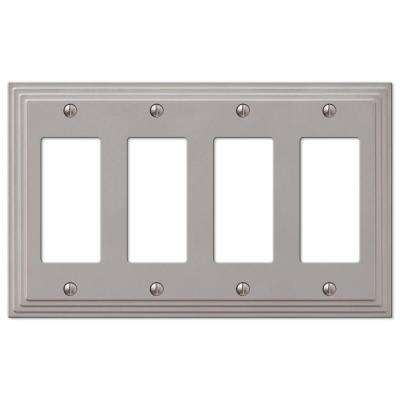 Steps 4 Decora Wall Plate - Nickel