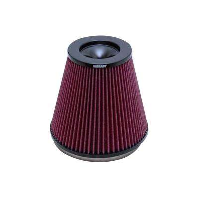 The Classic Perf Air Filter 5in Cone OD x 7in Height x 7in Flange ID