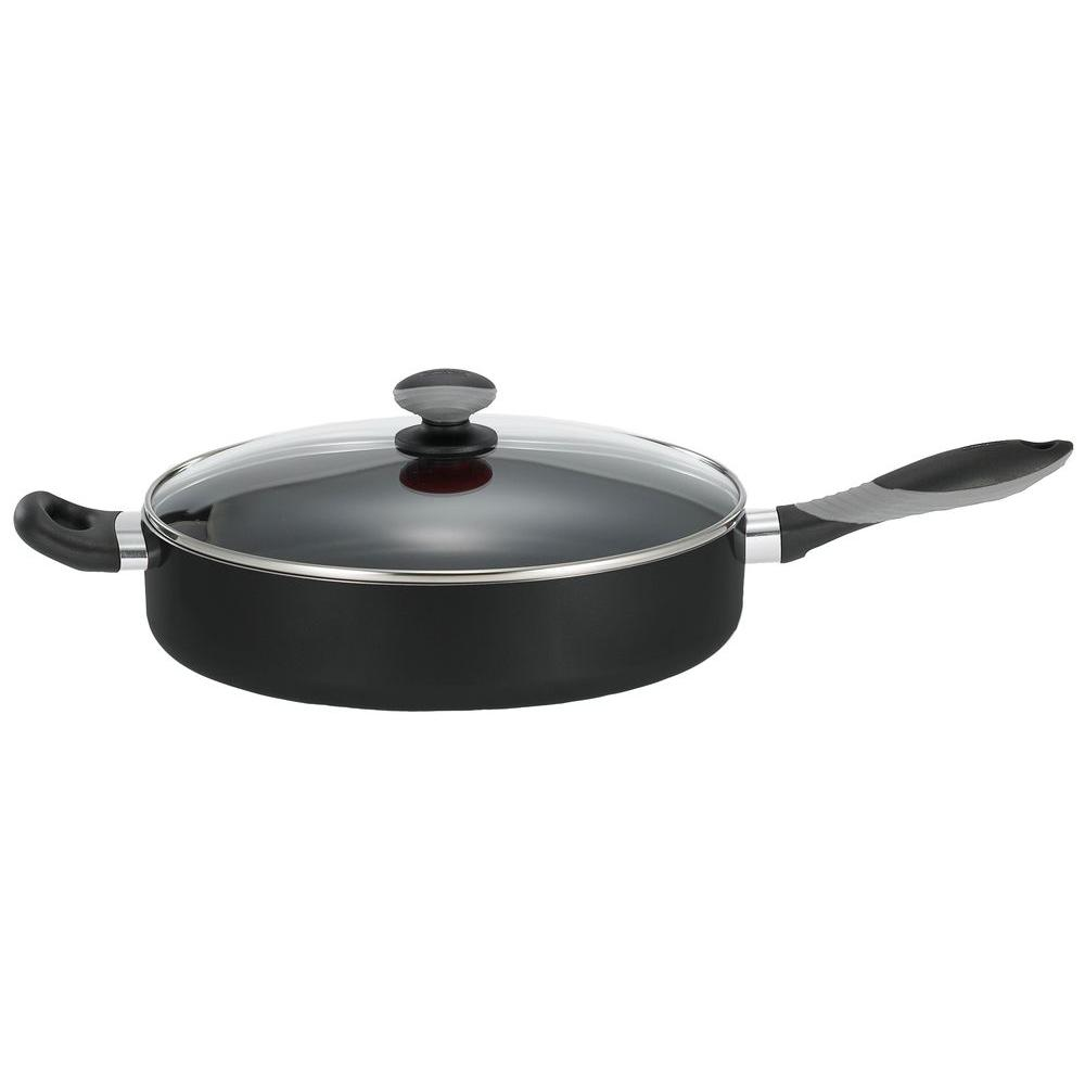 Mirro Get-A-Grip Non-Stick 12 in. Covered Saute Pan
