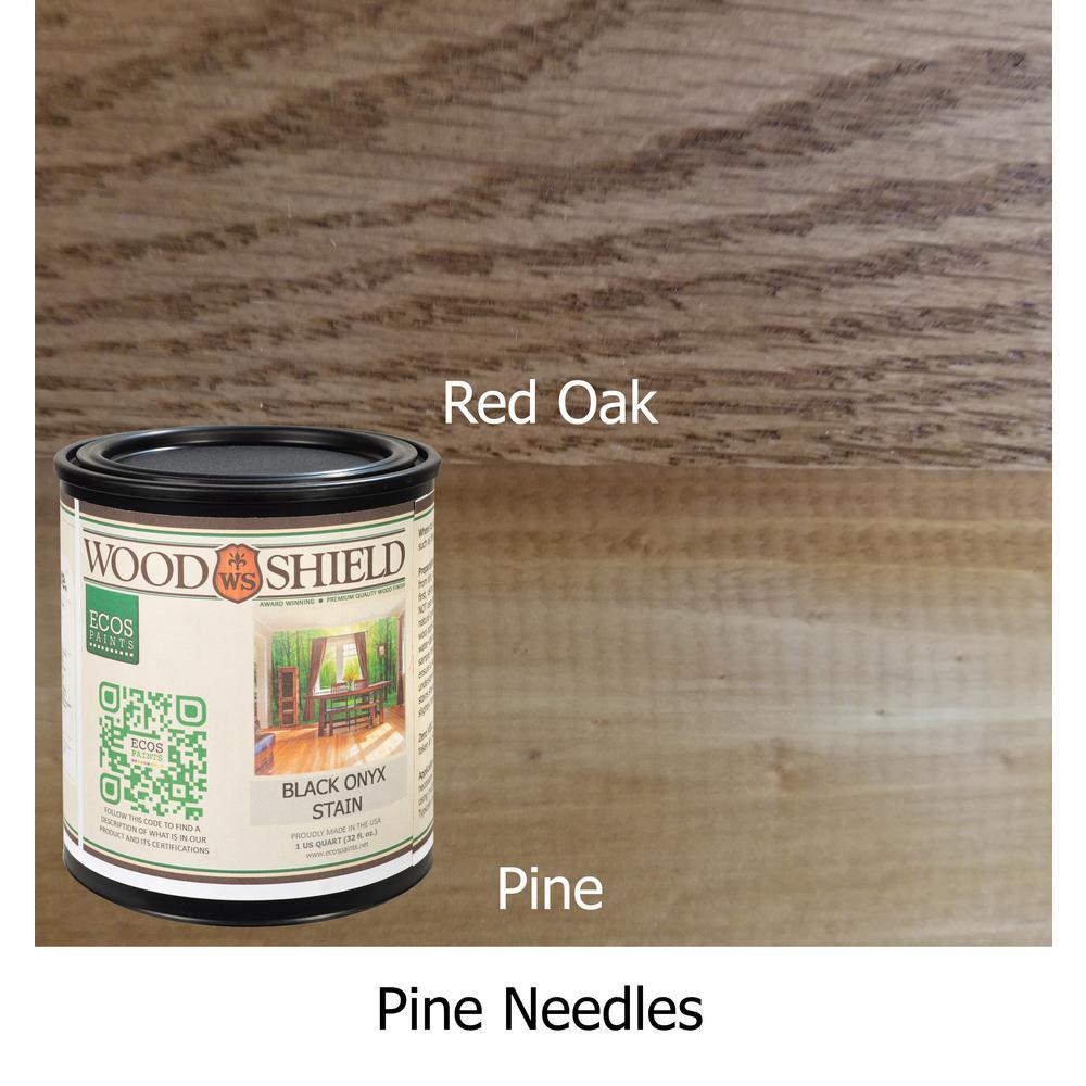 1-qt. Pine Needles WoodShield Interior Stain