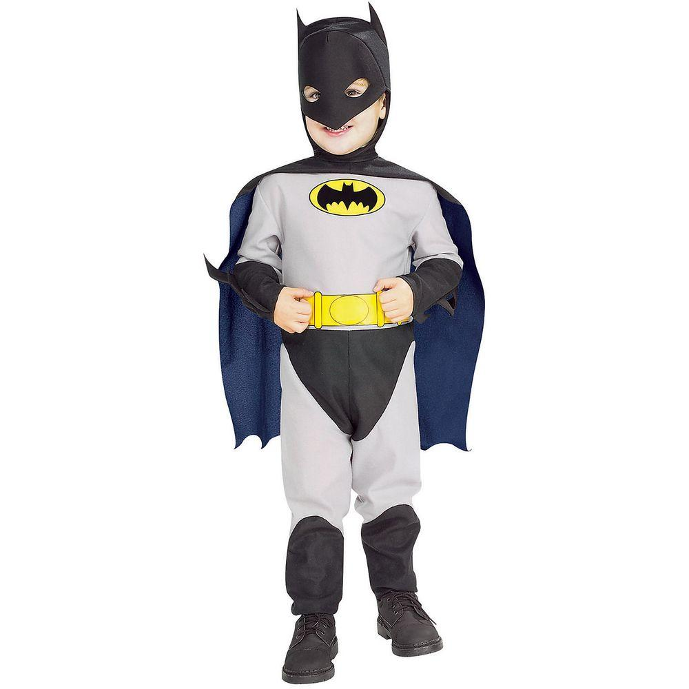Rubieu0027s Costumes The Batman Toddler Costume  sc 1 st  The Home Depot & Rubieu0027s Costumes The Batman Toddler Costume-11699 - The Home Depot
