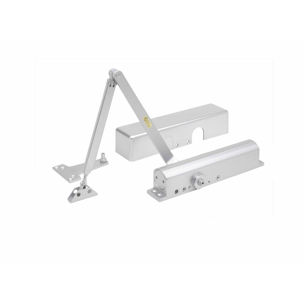 Aluminum Grade 1 Surface Free Door Closer Barrier