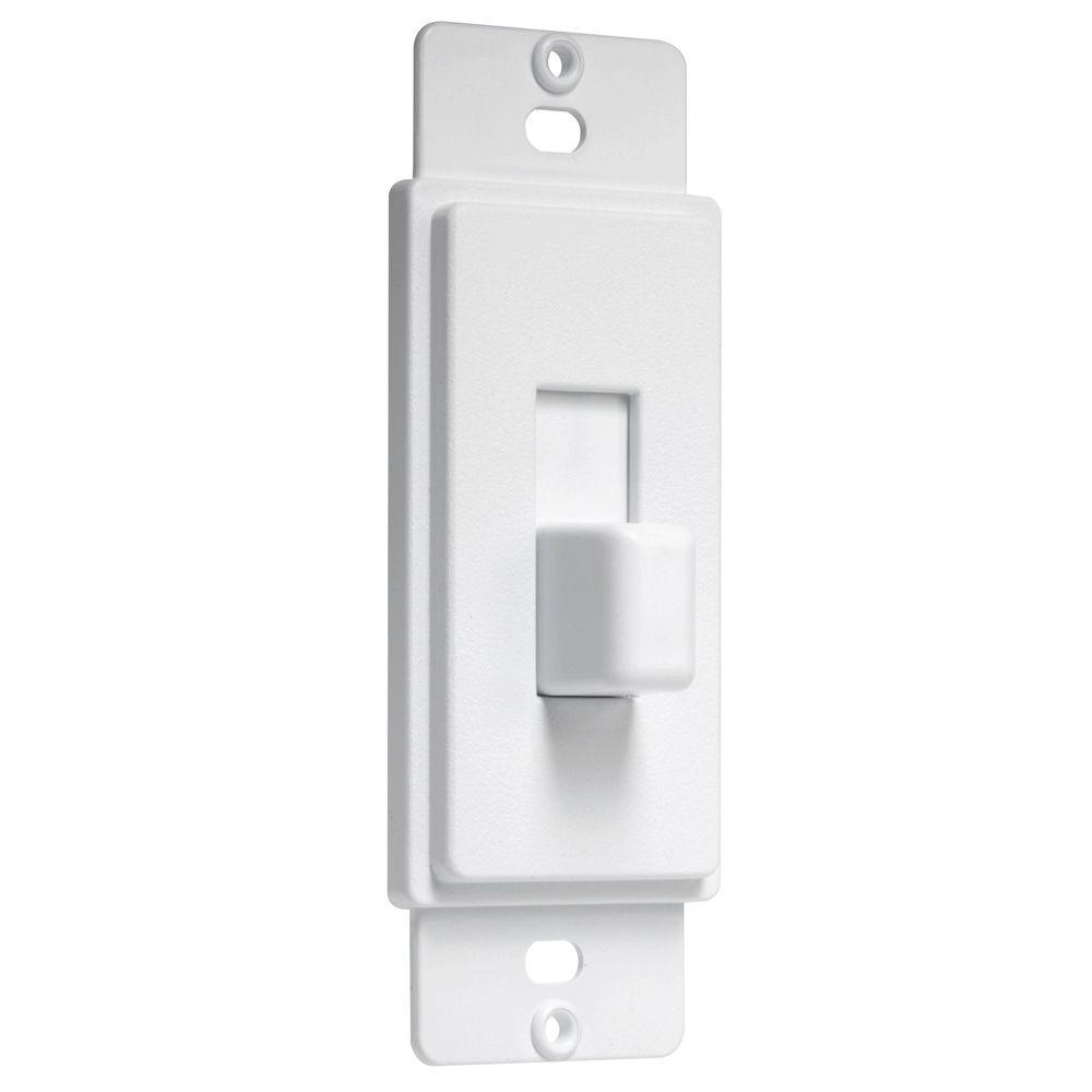 Taymac 1 Gang Masque Toggle Switch Cover Up White 25 Pack Ad70w