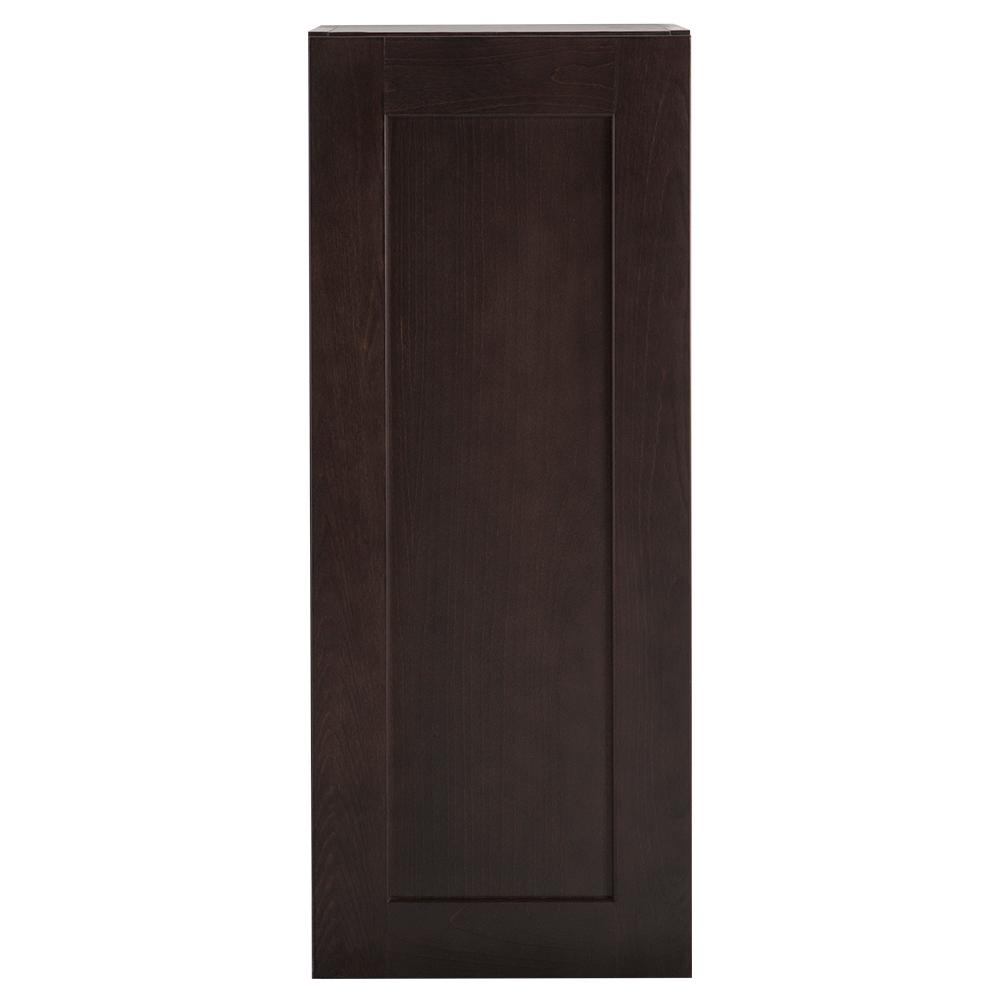 Cambridge Pantry Cabinets In Dusk: Hampton Bay Cambridge Assembled 12x30x12.62 In. Wall