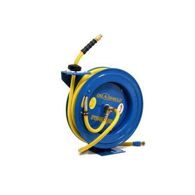1/2 in. x 50 ft. OS Air Hose on 18G HD Reel