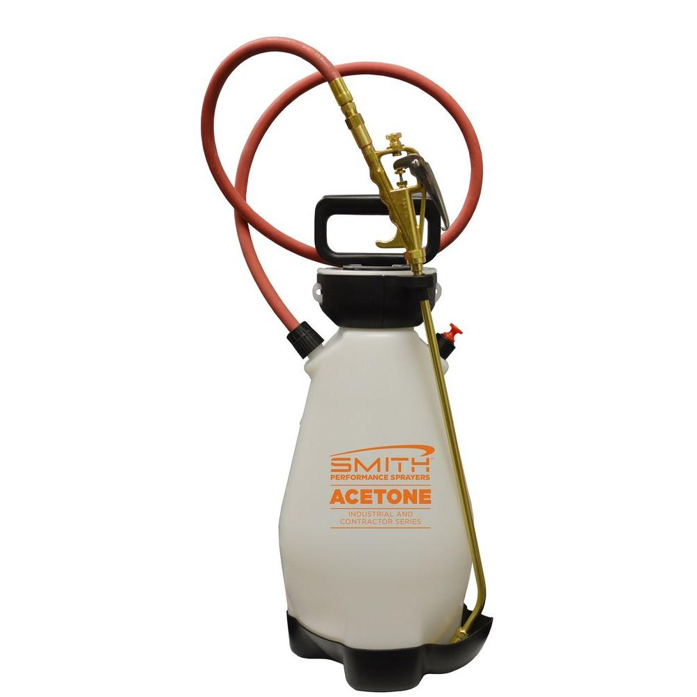 2 Gal. Industrial and Contractor Acetone Compression Sprayer
