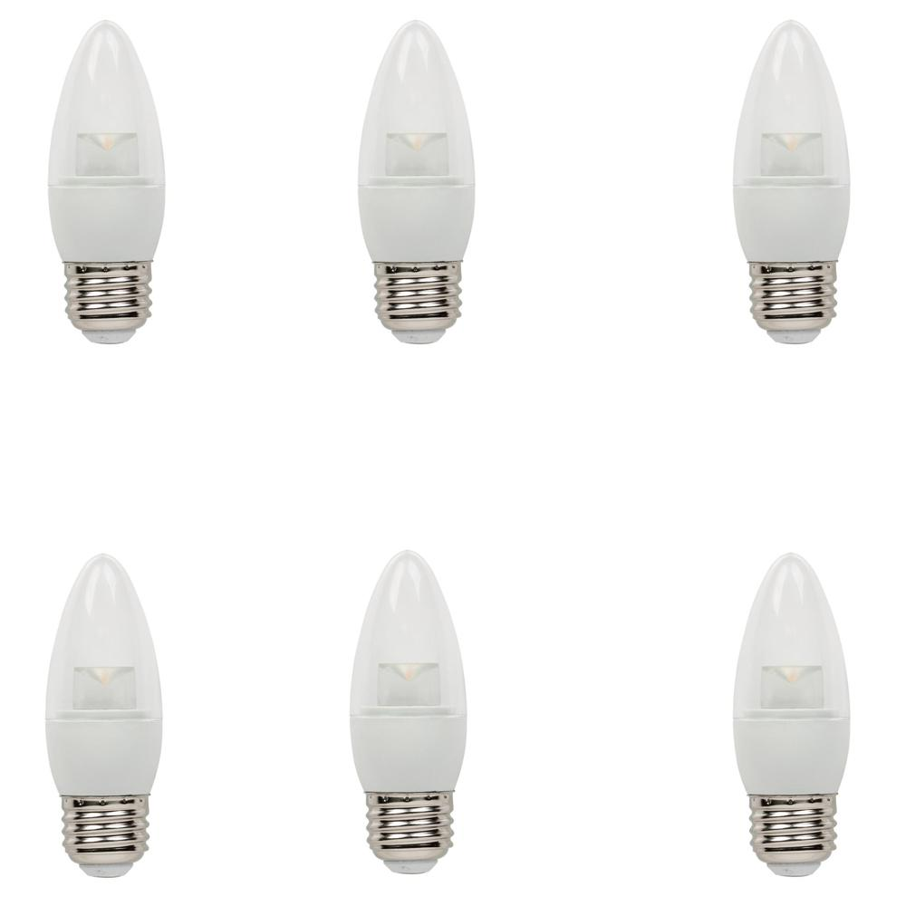 Westinghouse 40W Equivalent Soft White B11 Dimmable ENERGY