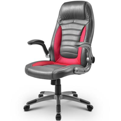 Red Racing Style Gaming Chair
