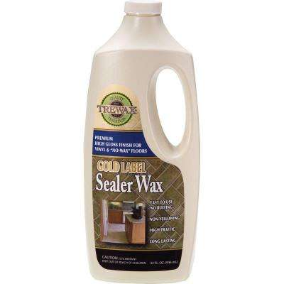 32 oz. Gold Label Sealer Wax Gloss Finish Floor Sealant (2-Pack)