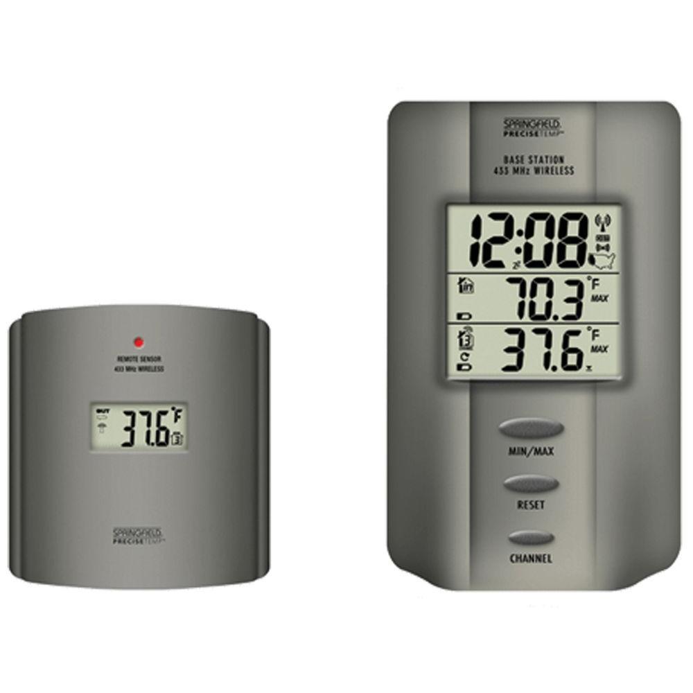 Springfield Multi-Zone Wireless Thermometer-DISCONTINUED
