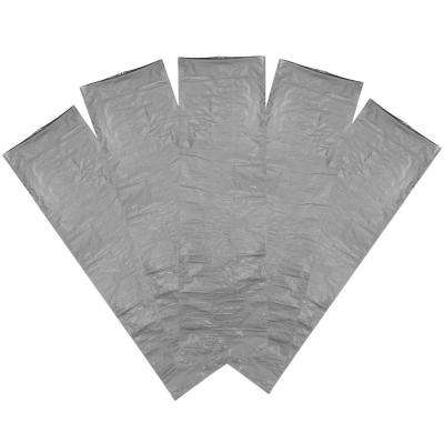 5-Side Sealing Aluminum Foil Bag (5-Pack)