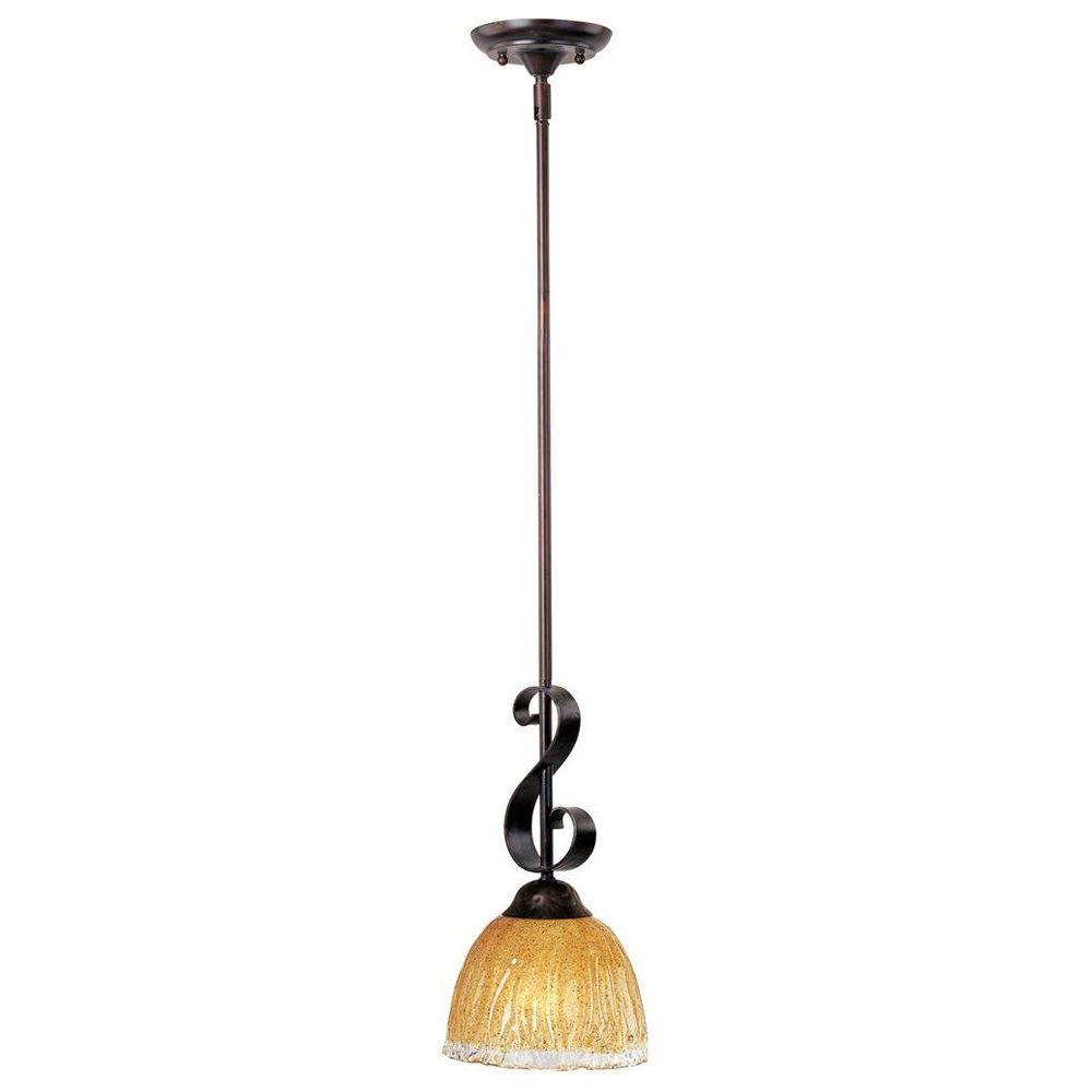 Maxim Lighting Barcelona-Mini Pendant