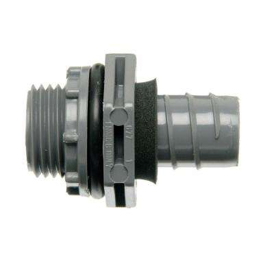 3/4 in. Straight Liquidtight 1-Piece Fitting (20-Pack)