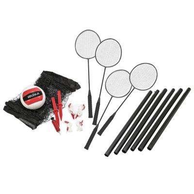 Premium Badminton and Volleyball Combo Pack