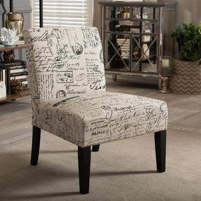 Phaedra Multi Color Fabric Dining Chair