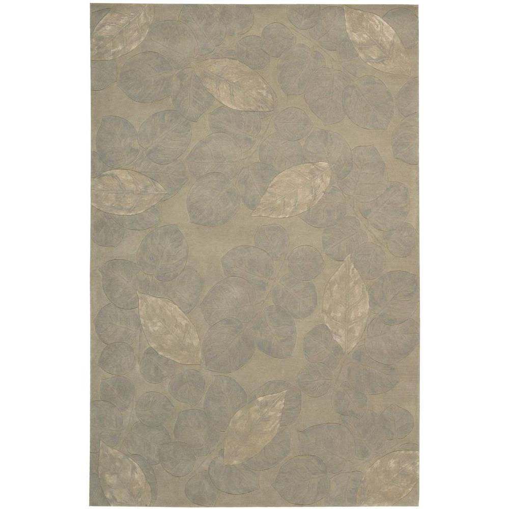 Julian Grey 4 ft. x 6 ft. Area Rug