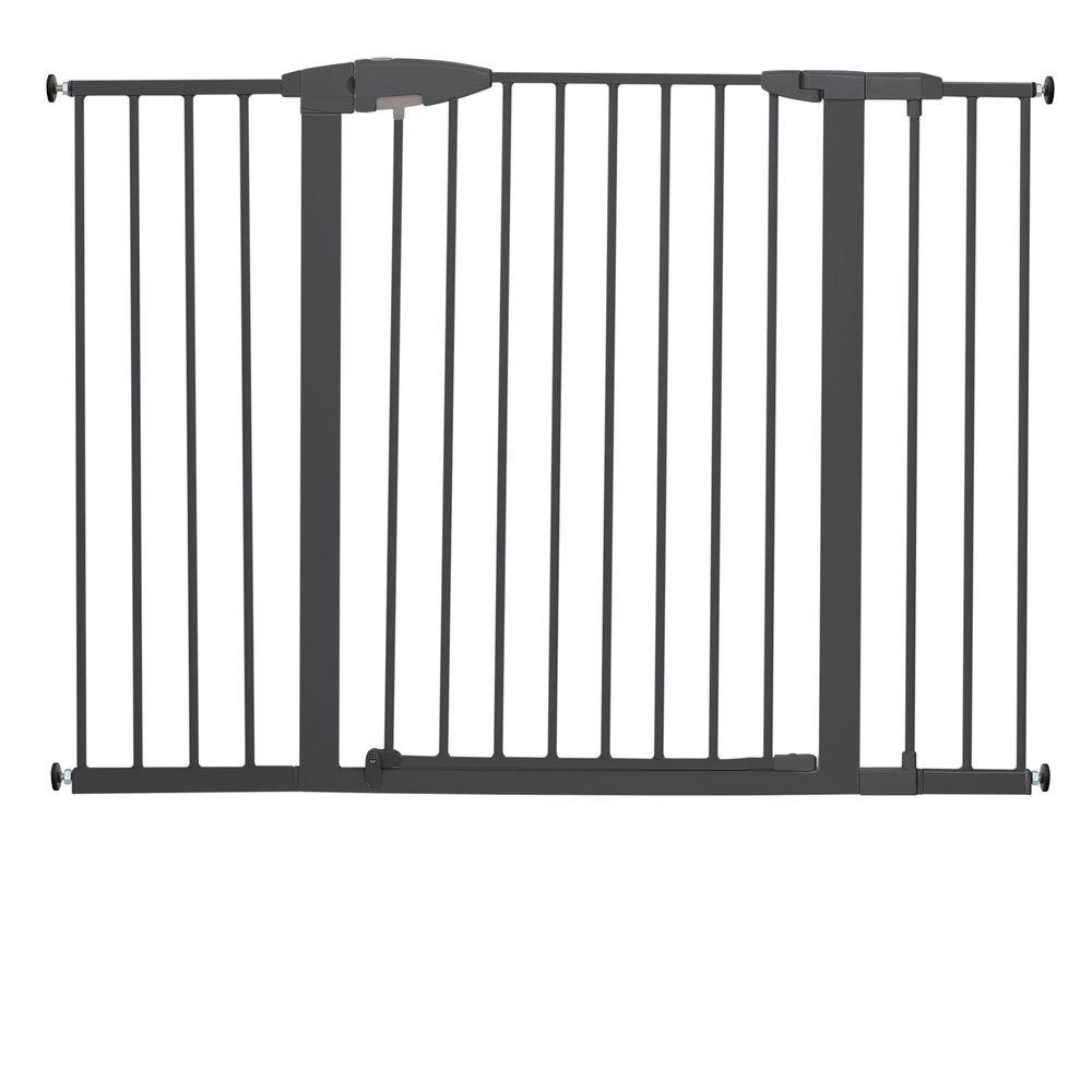 Munchkin 36 in. Easy-Close Metal Gate Extra Tall and Wide