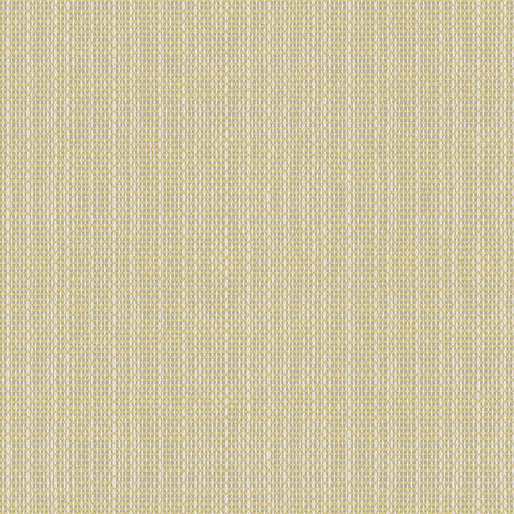 Chesapeake Kent Yellow Faux Grasscloth Wallpaper-3113