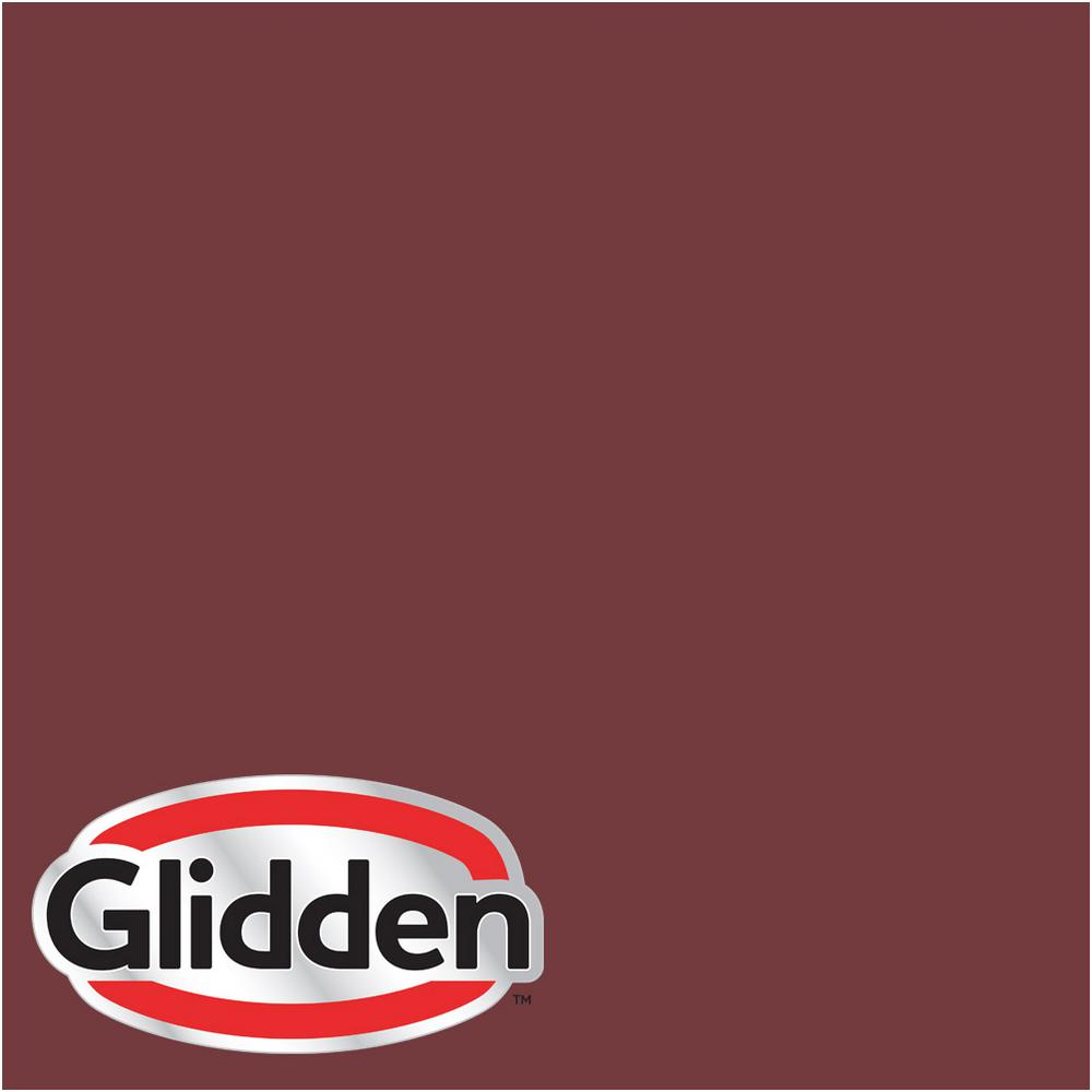 Hdgr52 Clic Burgundy Satin Interior Paint Sample