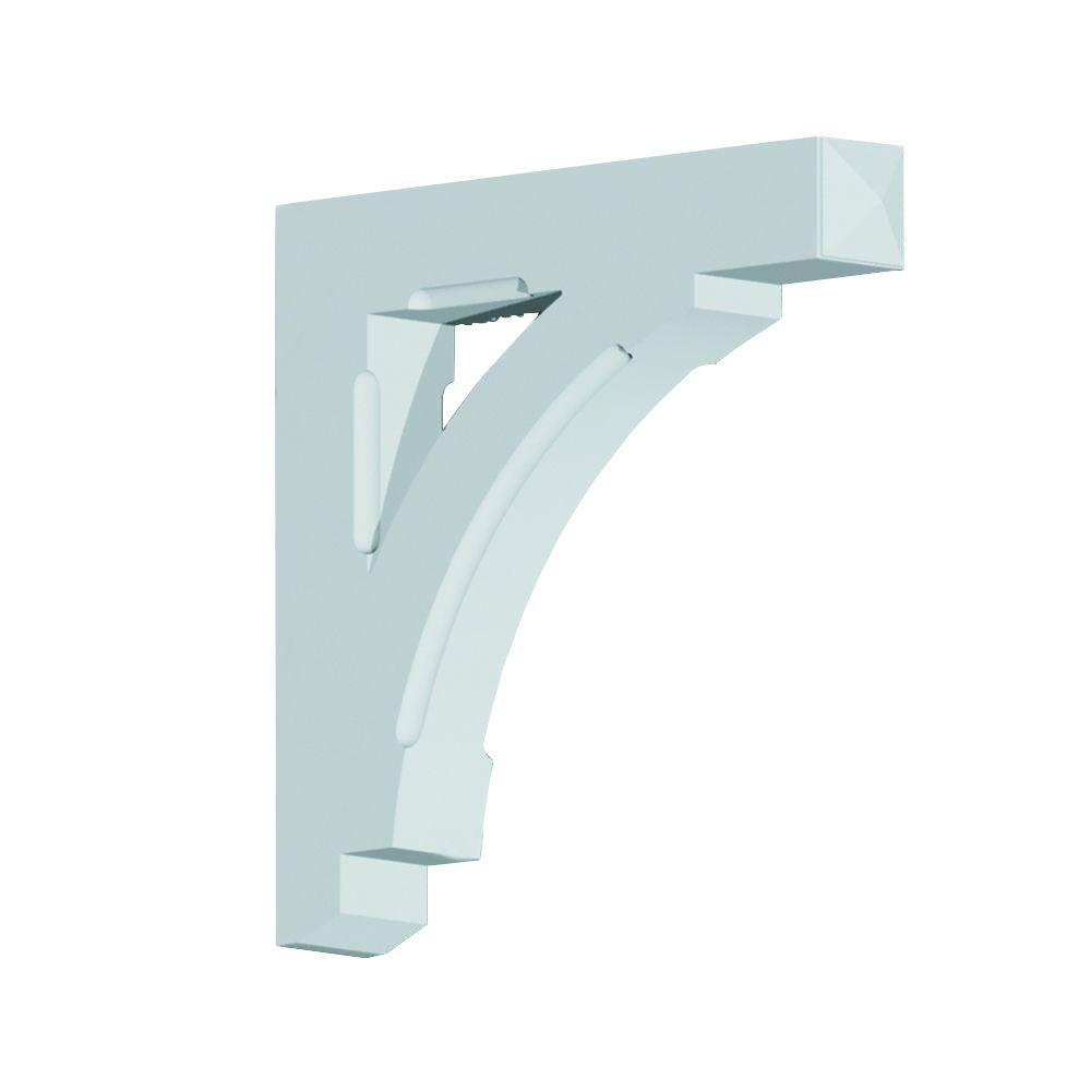Fypon 31 In X 5 In X 30 In Polyurethane Bracket Moulding Bkt31x30x5 The Home Depot