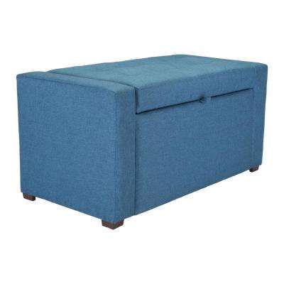 Anderson Blue Bench
