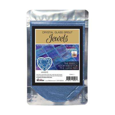 Crystal Glass Jewels Angelite Additive