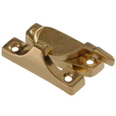 Sash Lock Contemporary Style in Brass (5-Pack)