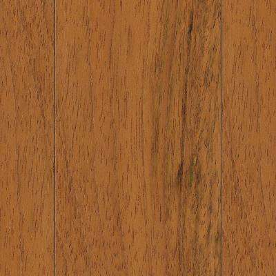 Jatoba Natural Dyna 3/8 in. T x 3 in. W x Varying Length Click Lock Exotic Hardwood Flooring (23.63 sq. ft. /case)