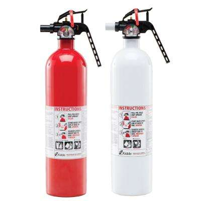 1-A:10-B:C Recreation and 10-BC Kitchen Fire Extinguisher Value Pack