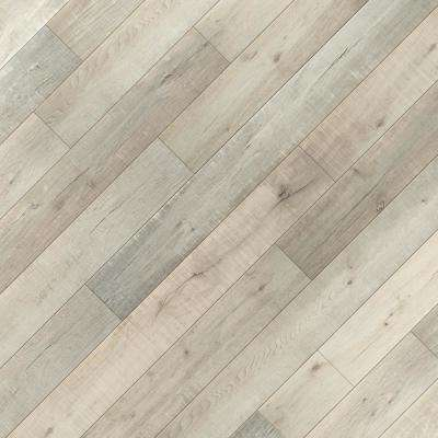 Take Home Sample - EIR Twilight Oak Laminate Flooring - 5 in. x 7 in.
