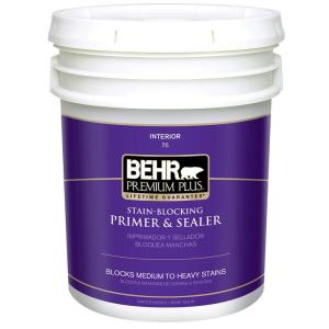 5 gal. Interior All-in-One Primer and Sealer