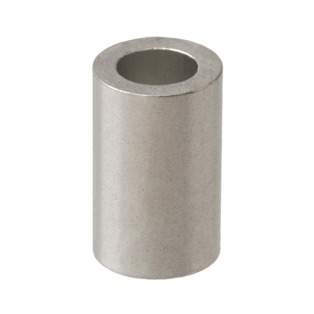 #10 x 5/16 in. OD x 3/16 in. Aluminum Spacer