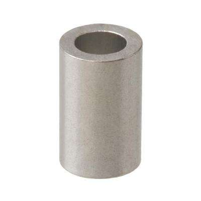 #10 x 5/16 in. OD x 3/8 in. Aluminum Spacer