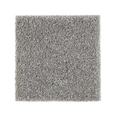 Carpet Sample - Whirlwind II - Color Monaco Texture 8 in. x 8 in.