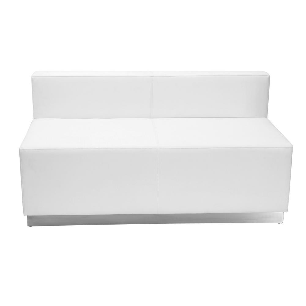 white seersucker blue chas shop loveseat loveseats pier imports
