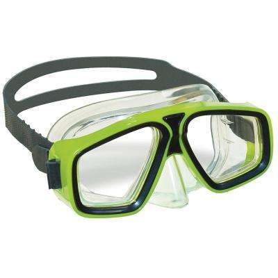 Laguna Assorted Colors Youth/Adult Recreational Swim Mask