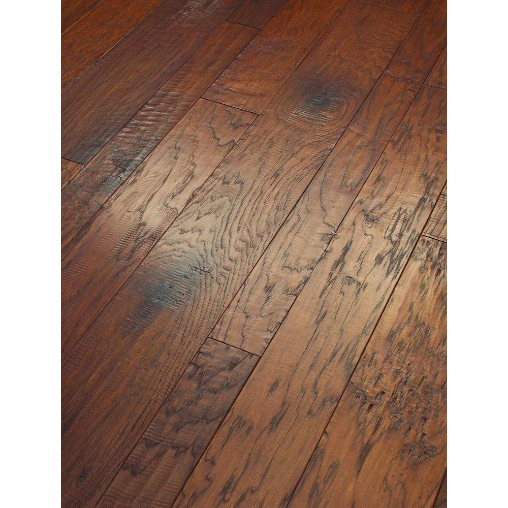 Shaw Drury Lane Ginger 3/8 in. Thick x Varying Width and Length Engineered Hardwood Flooring (34.69 sq. ft. / case)