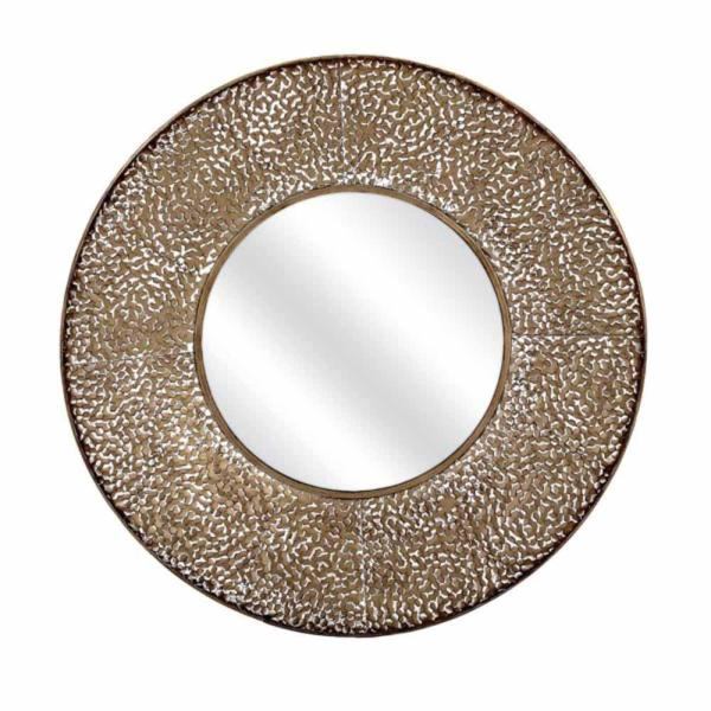 Imax Medium Round Mirror 32 In H X 32 In W 65937 4 The Home Depot