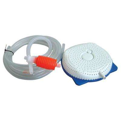 Above Ground Swimming Pool Cover Siphon Drainer