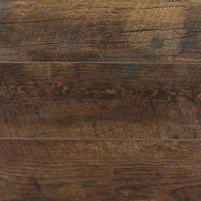 Take Home Sample - Medora Hickory Laminate Flooring - 5 in. x 7 in.