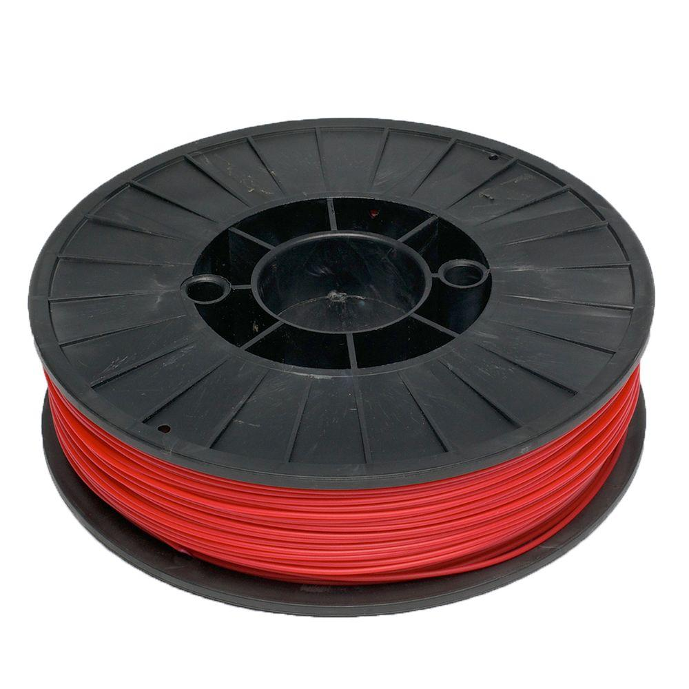 AFINIA Premium 1.75 mm Red ABS Plastic 3D Printer Filament (700g)