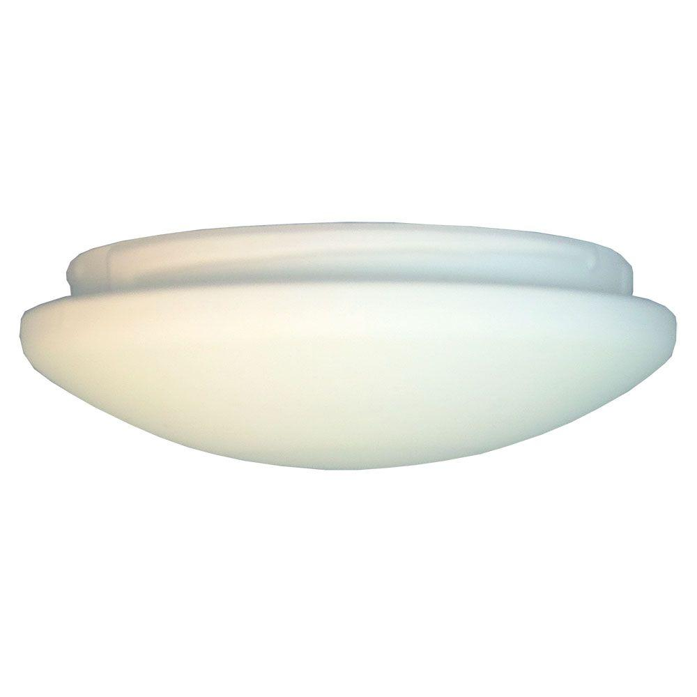 Windward Iv Ceiling Fan Replacement Glass Bowl 082392053475 The Home Depot